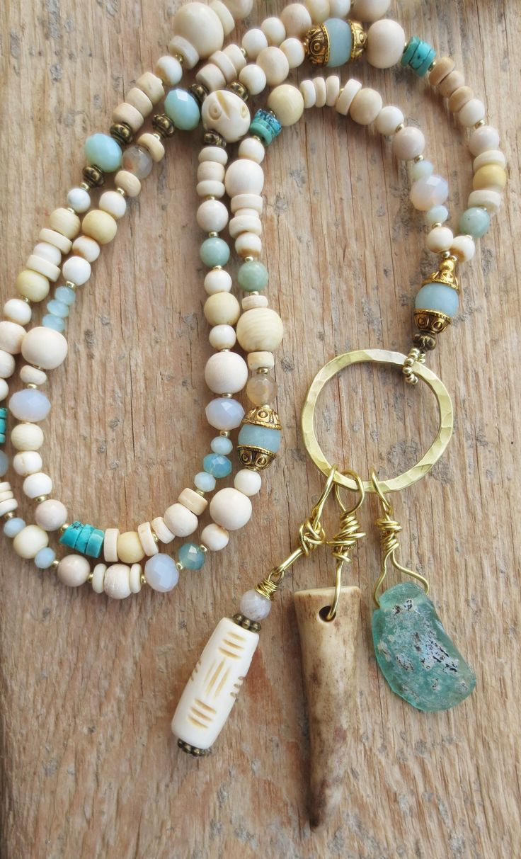 25+ best ideas about Bohemian Necklace on Pinterest ...