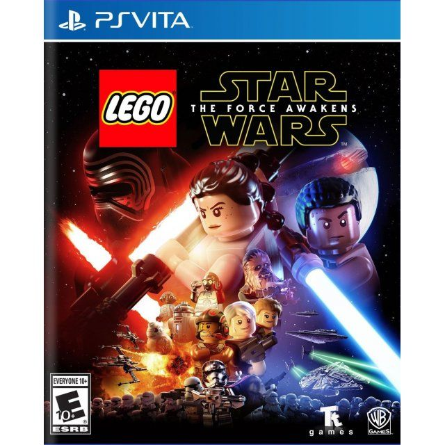 Lego Star Wars The Force Awakens Star Wars Games Lego Star