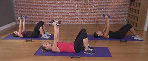 Train Like a Victoria's Secret Model With This 10-Minute Arm Workout