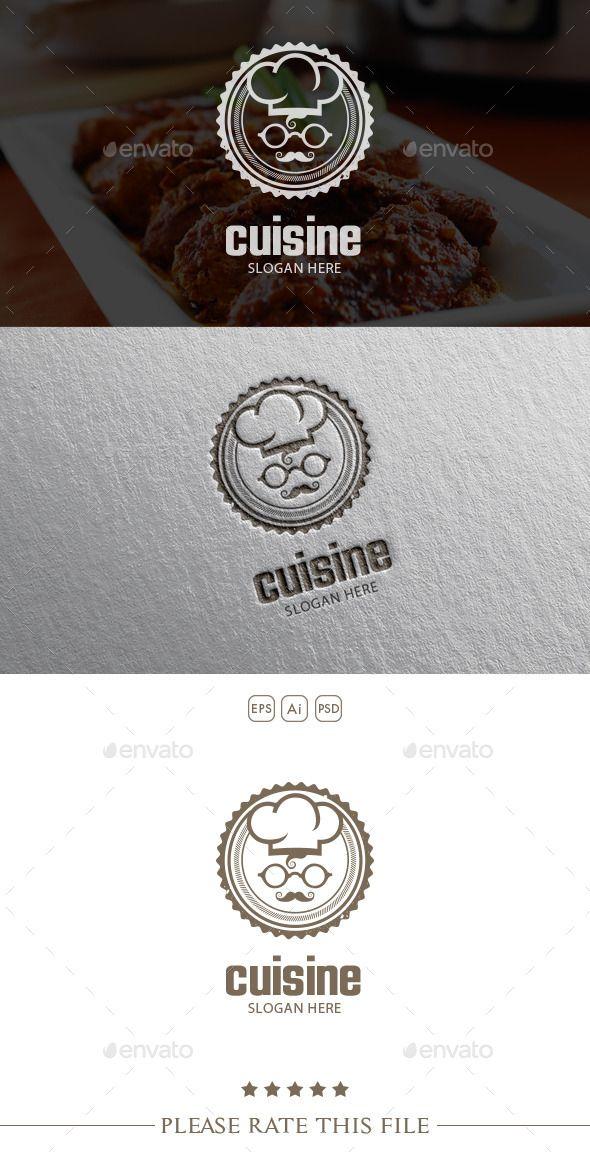 Chef Logo - Download : https://graphicriver.net/item/chef-logo/10477795?ref=pxcr