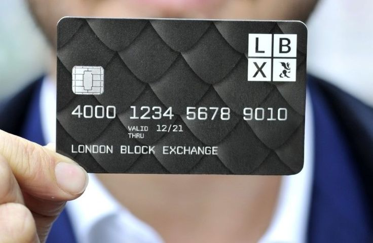 New UK Visa card lets you spend Bitcoin like normal money