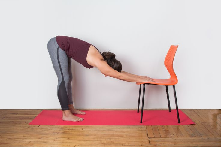 You don't need to be able to touch your toes to do these poses that help prevent injuries and... #yoga #stretching #fitness http://greatist.com/move/yoga-mega-inflexible-people