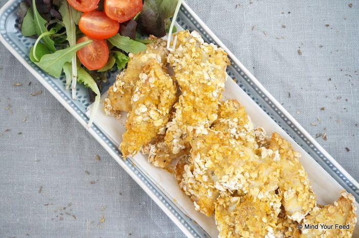 Hou je van visnuggets, of bijvoorbeeld kibbeling, dan moet je zeker eens aan de slag gaan met dit recept.