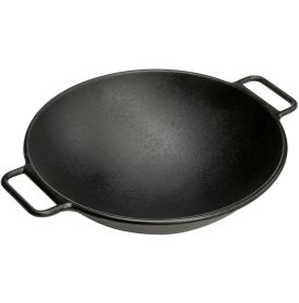 Lodge Cast Iron Wok - Dick's Sporting Goods