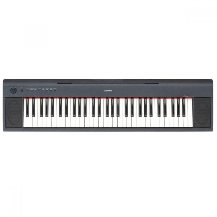 Teclado Yamaha NP-11B 61 teclas sensitivas Worldwide shipping #Music