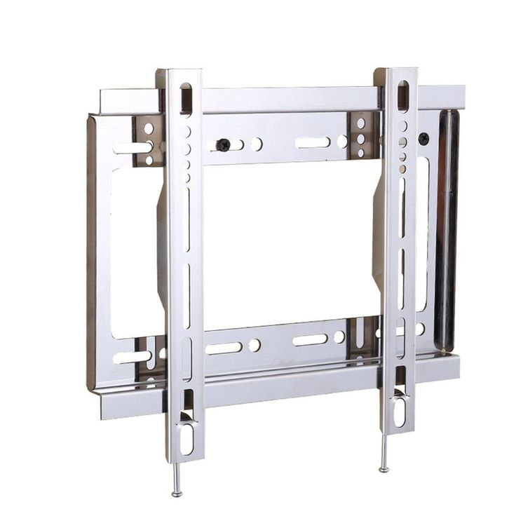 Universal TV Wall Mount Flat Screen Stand Fixed Strong Stable TV Bracket Stainless Steel Bracket for TV 17''-32''