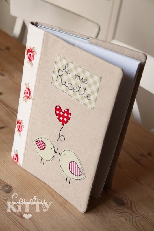 recipes notebook