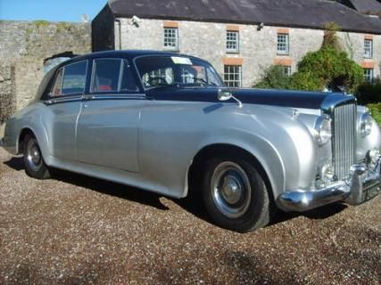 1958 Series 1 Bentley #VCI #vintagecars #classiccars