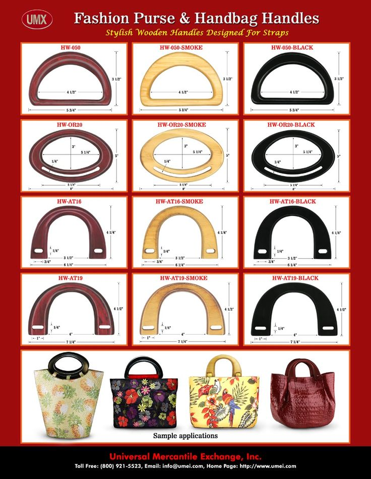 UMX Catalogues – Stylish Fashion Purse and Handbag Hardware – Wooden Handles   – DIY & Crafts that I love