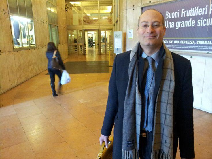 Vita green del primo #codista italiano  #GiovanniCafaro