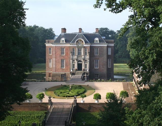 Schloss Middachten, Niederlande.