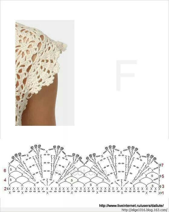 1116 Best Ganchillo Images On Pinterest Crochet Patterns