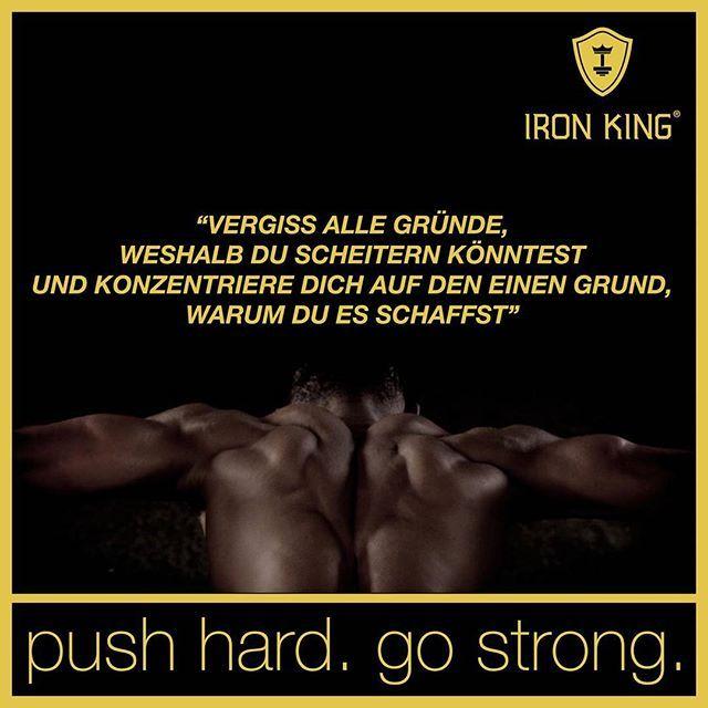Liebe es oder hasse es aber ignorieren kannst du es nicht! 😈  #IronKing #iron_king_body #bodyqueen #onlinetrainingsplan #trainingsplan #trainingsplan #sport #workout #ik #king #muscle #individual #health