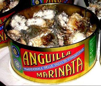 Torna anche quest'anno a Comacchio la Sagra dell'Anguilla, dal 25 Settembre al 11 Ottobre, con un programma ricco di occasioni di svago, divertimento e degustazione eno-gastronomica, tra le mura del centro storico della bella città tra terra e acqua. Non mancate!