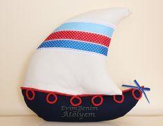Yelkenli Takı Yastığı