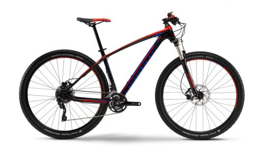 #Bicicleta #MTB #Hardtail #Haibike Greed 9.10  Greed 9.10 este cel mai accesibil MTB din colecția Haibike Greed, destinată performanței și competițiilor. Este un model echipat cu #Shimano Deore și Deore XT, având 3 #foi și 10 #pinioane. Amortizarea este realizată pe aer de către Suntour Raidon. #Tektro Gemini vor #frana eficient pe coborarile lungi.