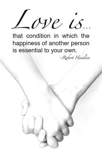 Free Printable Love Quote – Robert Heinlein via @Stacey McKenzie McKenzie McKenzie McKenzie McKenzie @ Newlywed Survival
