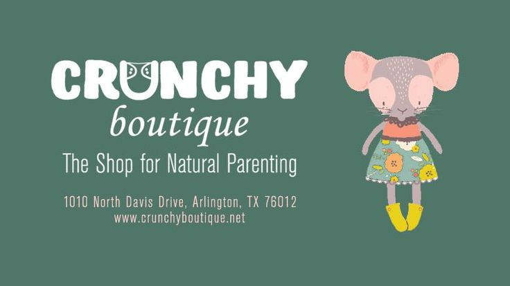 Building a natural parenting store (and community) from the ground up…the story of Crunchy Boutique