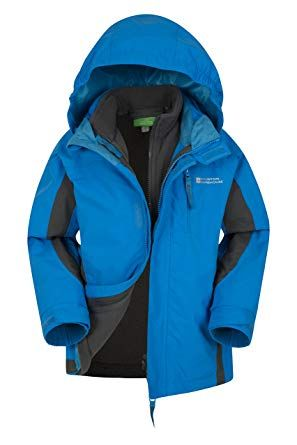 f7da141a8 Mountain Warehouse Cannonball 3 in 1 Kids Rain Proof Jacket Review ...