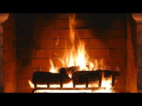 ►►► Fireplace screensaver ★ Virtual fireplace for TV in FULL HD ★ 8 hours - YouTube