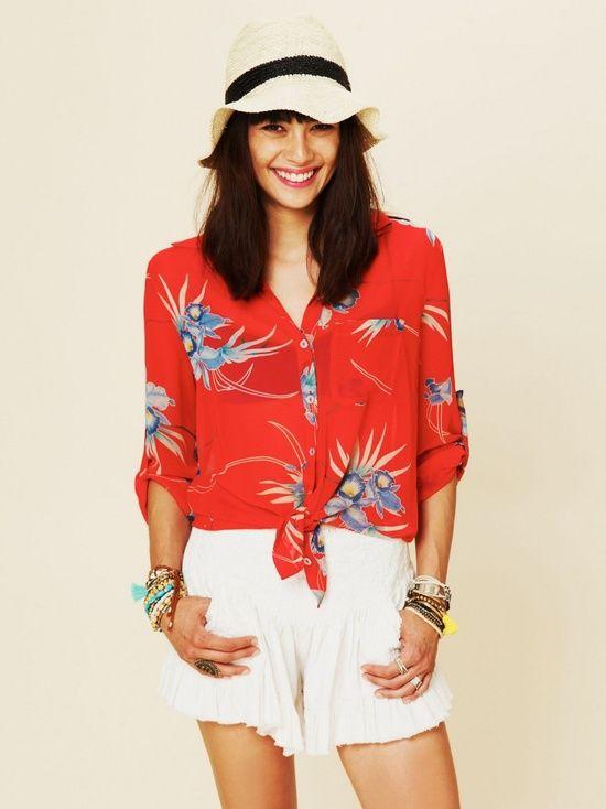 Imprescindible veraniego: la camisa hawaiana