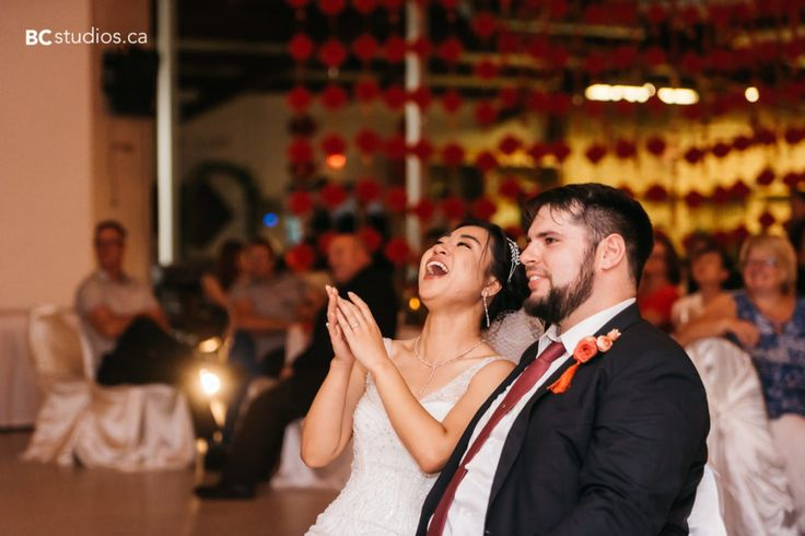 Schlamp Wedding at Edmonton Oilfield Technical Society Reception Photo