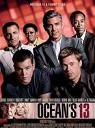 Ocean's Thirteen is a 2007 crime comedy heist film directed by Steven Soderbergh and starring an ensemble cast. It is the third and final film[1] in the Soderbergh series (Ocean's Trilogy) following the 2004 sequel Ocean's Twelve and the 2001 film Ocean's Eleven, which itself was a remake of the 1960 Rat Pack film Ocean's 11. All the male cast members reprise their roles from the previous installments but neither Julia Roberts nor Catherine Zeta-Jones return.