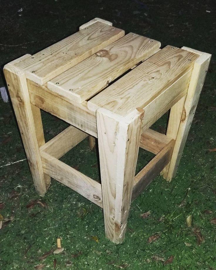 Como hacer muebles de palets paso a paso affordable - Como hacer sillon de palets ...