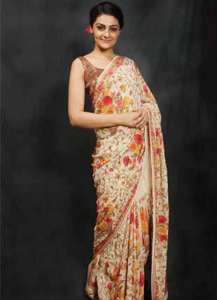 #ParsiGara designs by Renu Dadlani
