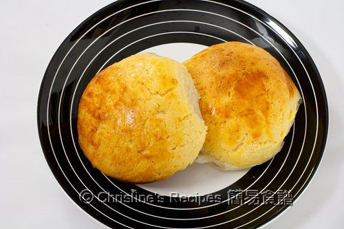 Pineapple Buns (For Pig Pig's Corner) - Christine's Recipes: Easy Chinese Recipes | Easy Recipes