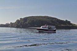 Glass Bottom Boat Looe