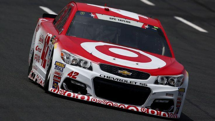 Target's NASCAR exit puts Larson sponsorless #FansnStars