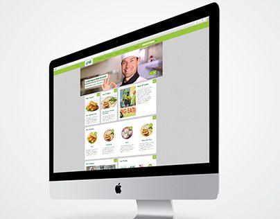 "Check out new work on my @Behance portfolio: ""Web Design for Chef One"" http://on.be.net/1xQLBZC"