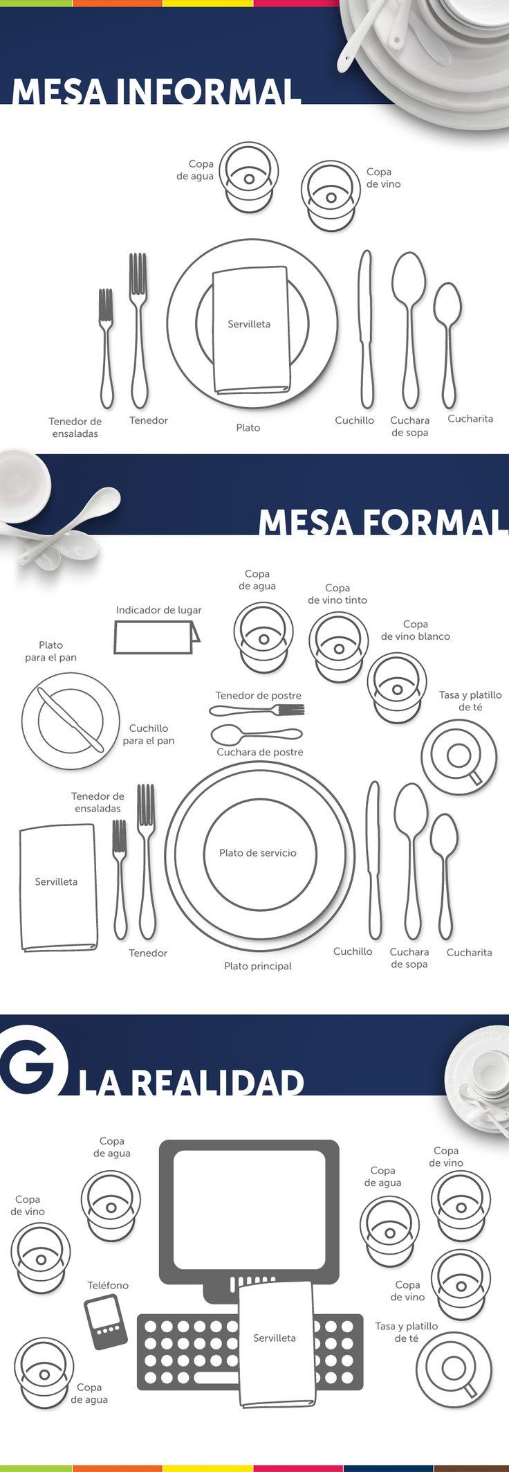 Un estilo para cada mesa ¿Cuál es el tuyo?