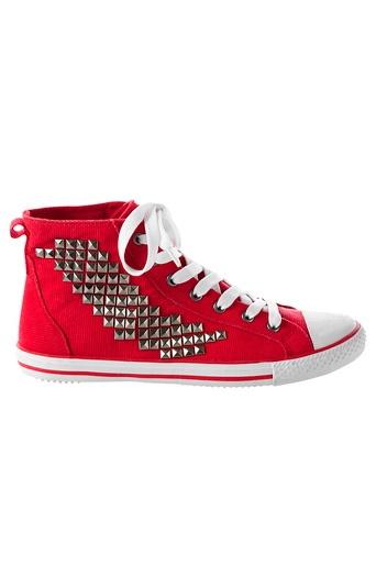 Shoes by ellos Punainen Koristossut, koot 36–41
