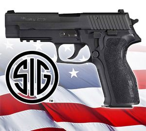 Register to Win a Sig 226