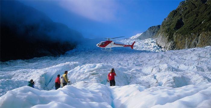 Fox Glacier hike