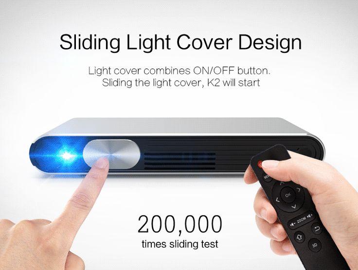 Ultra-slim portabl mini wifi led dlp1080p mount front rear media office presentation data show manual outdoor mobile projector