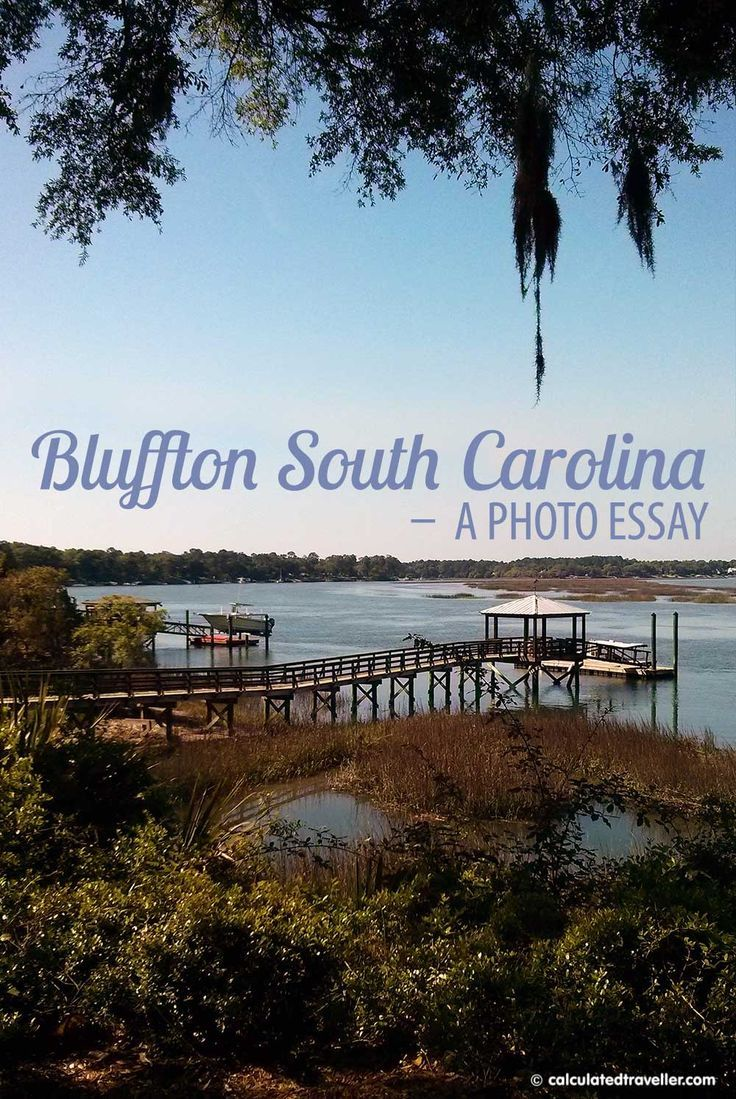 bluffton south carolina  u2013 a  u0026quot charming u0026quot  photo essay
