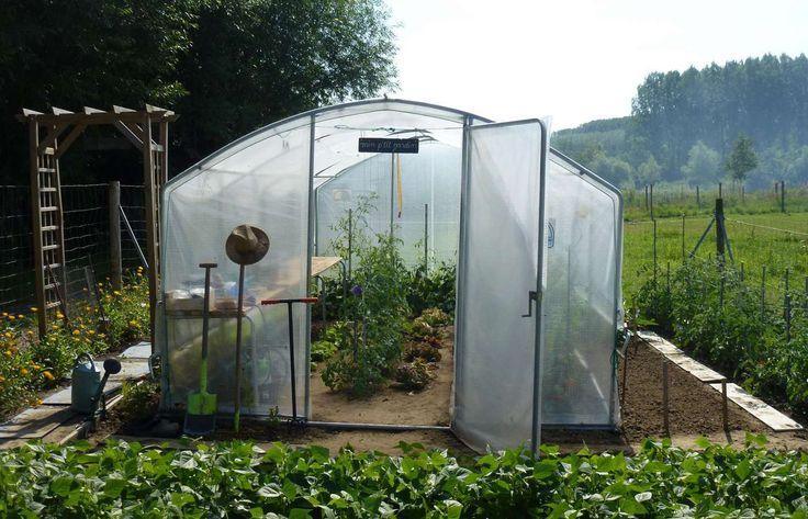 Serre De Jardin 4 Saisons 18m2 Kit Manivelles Decouvrez Des Maintenant Toutes Nos Serre De Jardin A Petits Prix Lekingstore Serre Jardin Jardins Serre