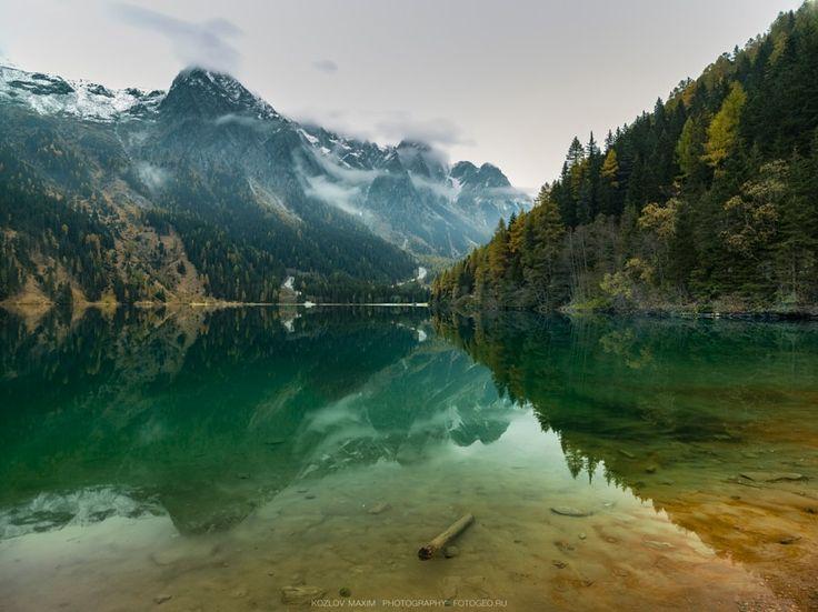Antholzer See. Trentino. Italy. by Maximus K. - Photo 211655103 / 500px