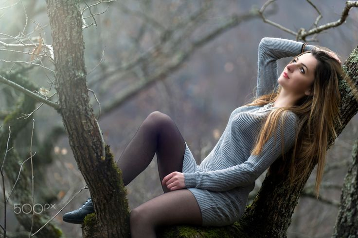 Alexandra - a beautiful romanian girl