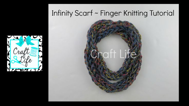 Knitting A Scarf Tutorial : Best images about craft life knitting yarn tutorials