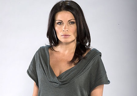 Alison King - Ali will always be one of my idols! She's perfect in every way and her dress sense is just stunning! Her role on Coronation Street is so strong and real, I just feel like she's a terrific actress, who deserves alot more credit for her work.