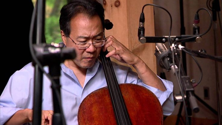 Music video by Yo-Yo Ma, Stuart Duncan, Edgar Meyer  Chris Thile performing Here and Heaven. Wowza.