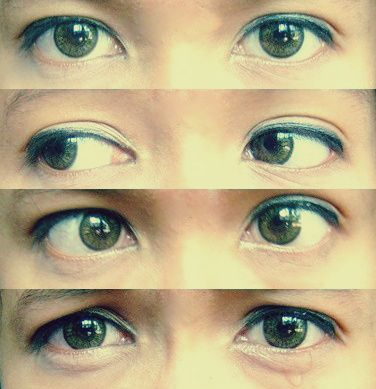 My beautiful eyes