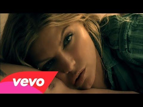 Fergie - Big Girls Don't Cry      The smell of your skin lingers on me now. You're probably on your flight back to your home town