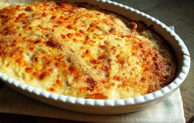 Πατάτες στο φούρνο με παρμεζάνα και μοτσαρέλα Για τους λάτρεις της πατάτας!