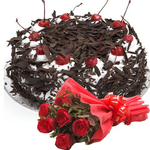 Get this rich black forest cake in Pushp Vihar Delhi at very lower prices.
