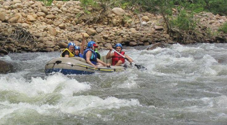 El río Orteguaza, es el sueño de los aventureros que aman la naturaleza, pues está rodeado del paisaje selvático que caracteriza al departamento del Caquetá.